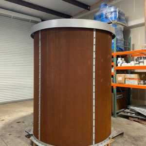 Climate Tanks™ Weathered Finish Steel Tanks